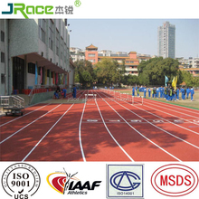 pu running track for track and field stadium