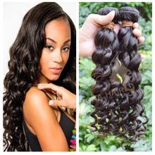 wholesale 100%unprocessed hair top 7a grade deep wave brazilian human hair