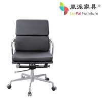 New design PU leather computer office Mediumback executive chair