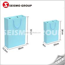 paper snack food packaging bags printed paper bags with ribbon handles