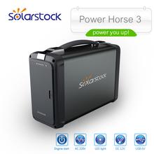 Energías renovables Director Solar con 12 Volt Solar Powered Generator
