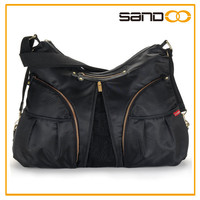 Sandoo adult baby diaper bag, outdoor travel yummy mummy bag