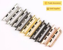 Shenzhen Wholesale Metal Adapter for Apple Watch Band Accessories 38MM