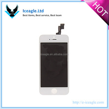 Factory Price for Iphone 5s Lcd Screen Digitizer Assembly White