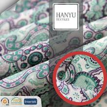 colorful woven proviscose fabric tencel mixed rayon wholesale