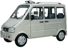 electric fuel 4 wheeler van/car for 4-6persons