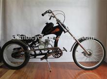 pulgadas 26 chopper moto de gasolina con motores de gas