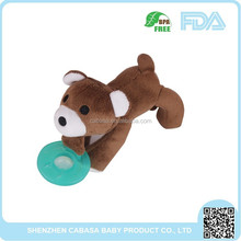 wholesale baby plush toy pacifier doll