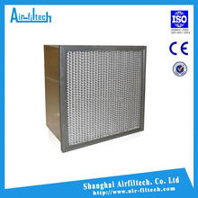 Good quality activated carbon ventilation hepa air filter