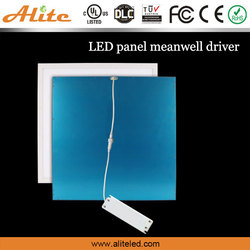 40W 595x595mm Panel lights led panel meanwell driver