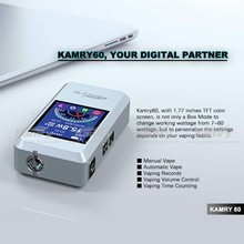 Kamry mini 60w variable wattage box mod new rebuildable tank new arrival, support DIY style