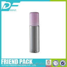 Empty 10ml Roll On Bottles Clear Glass Refillable Perfume Oil Lip Balm Colors,Roll On perfume bottle / Perfume atomizer