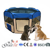 Pet play tent / dog oxford playpen / dog fabric fence