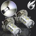 2013 bombilla xenón Auto LED luz de niebla 60w 6000k 12V H4/H7 LED luz de niebla y faro para coches DRL bombillas