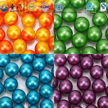 Hot sale 0.68 inch paintball bullet with food coloring