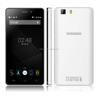 2016 wholesale Original Brand New Dual SIM Quad Core 5 Inch Android 4G Smartphone andriod mobile Doogee X5