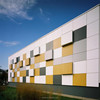 FMH hpl wall decorative panels, hpl material exterior wall cladding system