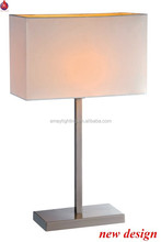 modern simple discount table lamp suitable for hotel project MT4688BN
