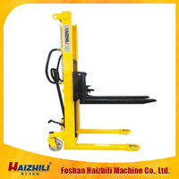 2.5 hand manual forklift prices ,pallet stacker