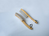 2015 natural cleaning wooden clothes brush