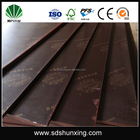 1220 x 2440 mm / 18 mm brown venner madeira compensada