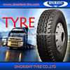 China Famous Tire Brands Annaite/Triangle Truck Tire Wholesales 750r16