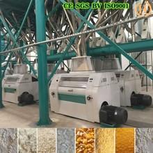 molino de rodillo de maíz para Zambia máquina moledora de maíz precios para Uganda