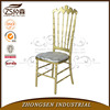 Wholesale Golden Wood Stackable Event Chair Banquet chair