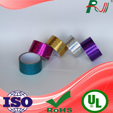 2015 best sale China good brand holographic duct tape for handcraft