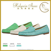 Holywn 2015 fashion women loafer shoes latest ladies casual shoes
