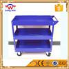 Tool Cart Service Garage Utility Trolley 3 Tier Tool Caddy Tray Storage