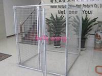 Haotian 10'x10'x6' galvanized dog kennel box factory