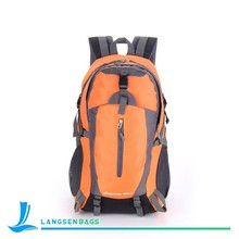 Brand outdoor stylish camera mountain climbing backpack bag