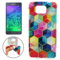 phone case factory TPU mobile phone case for galaxy alpha g850 made in China