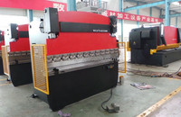 2015 new design small bending machine WC67Y-40T/2200 for 1mm steel plate bending machine