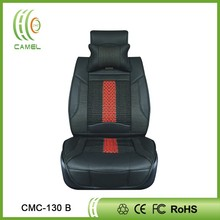 Fashion PVC Leather Car Seat Covers Design for Five Seats