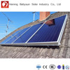 hot sell high quality pressurized flat plate solar collector