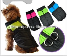 Dog zip-up winter clothes,Functional Winter Dog Jacket