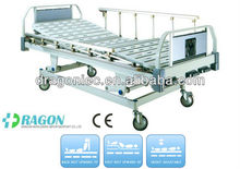 DW-BD158 Hospital bed manual bed three functions medical bed for sale
