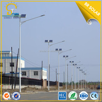 100w led bright solar outdoor house lighting with CE TUV SONCAP approval