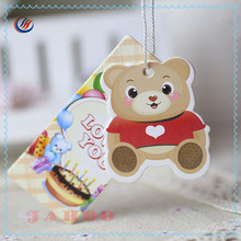 New Arrival Custom Clothing Hang Tag For Child