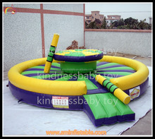 sports game inflatable wipeout course for sale , wipeout inflatable obstacle course