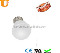 UL 1 volt led light bulbs