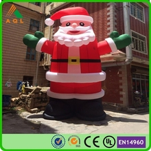2015 6m inflatable santa clause, inflatable christmas decorations