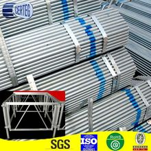 Steel erw galvanized water pipe