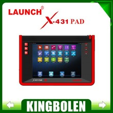 100% Original high Quality Universal Auto Scanner Launch X431 PAD 3G WIFI Free Update On Line Launch x-431 PAD