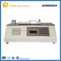 KJ-8150 Plastic Films Foils Paper Coefficient of Friction Testing Equipment