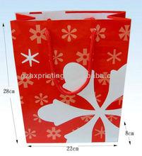 CMYK printing /decorative paper gift bag