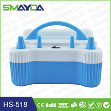 2015 china supply electric balloon pumps for party decorations