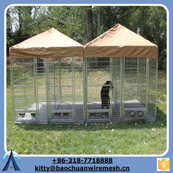playground used heavy run kennels galvanized steel dog pens welded mesh dog kennels
